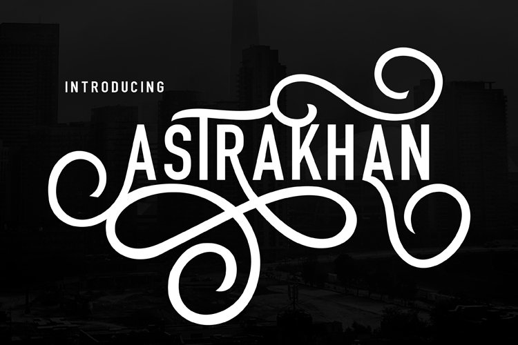 Astrakhan example image 1