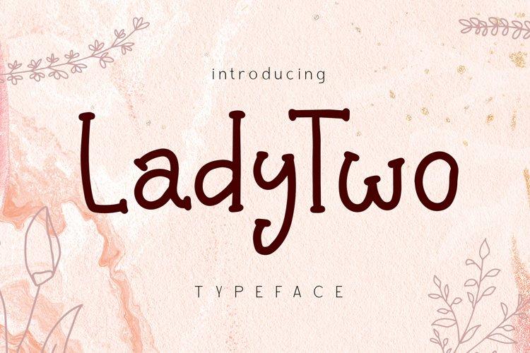 LadyTwo example image 1