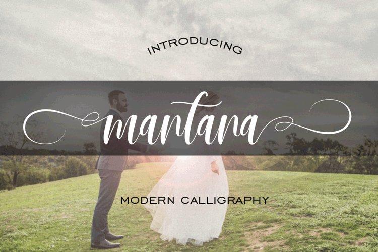 Mantana example image 1