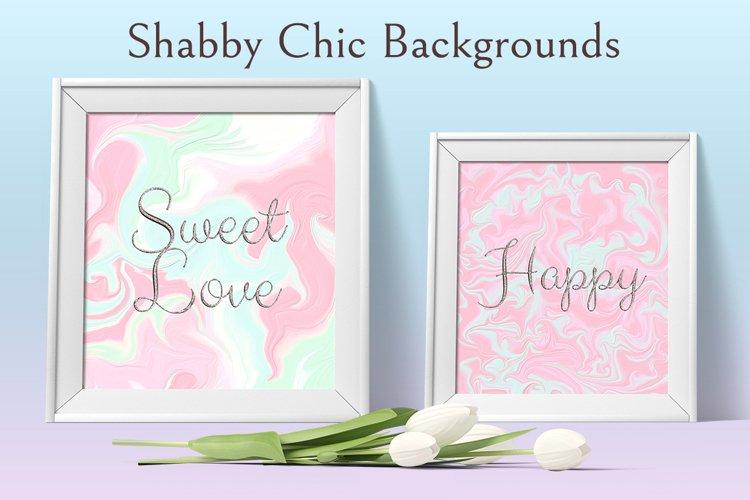 Shabby Chic Backrounds example 4