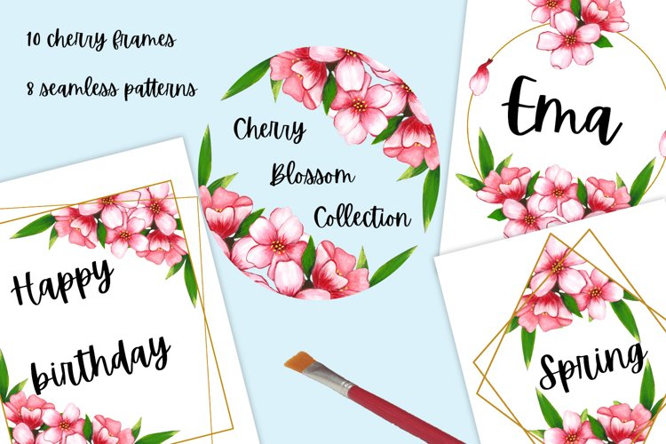 Cherry Blossom Collection example image 1