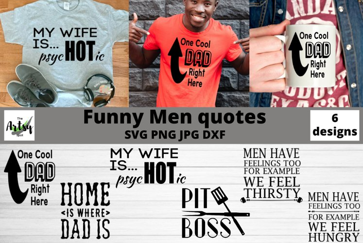 Funny male svg bundle, funny mens t-shirt svg man cave svg