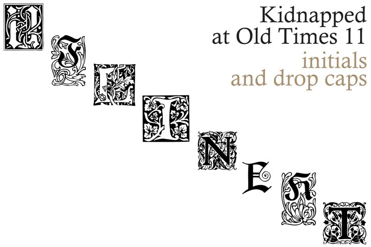 Kidnapped at Old Times 11 example image 1