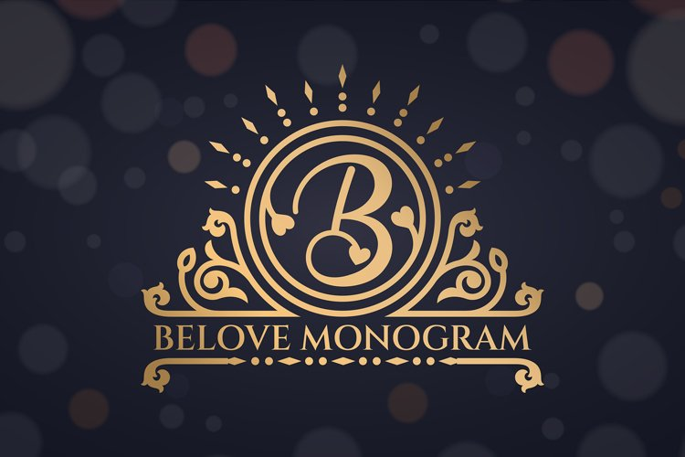 Belove Monogram example image 1
