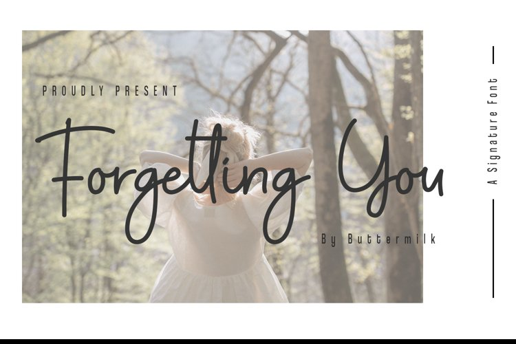 forgetting you example image 1