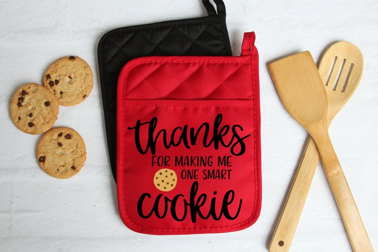 One Smart Cookie svg | Teacher svg | Teacher Gift svg example image 1