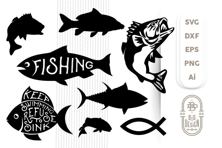 Download Fish Icon Files For Silhouette Fish Svg Cut Files Fish Silhouette Svg Fish Icon Vinyl Cut File Clip Art Art Collectibles Kientructhanhdat Com