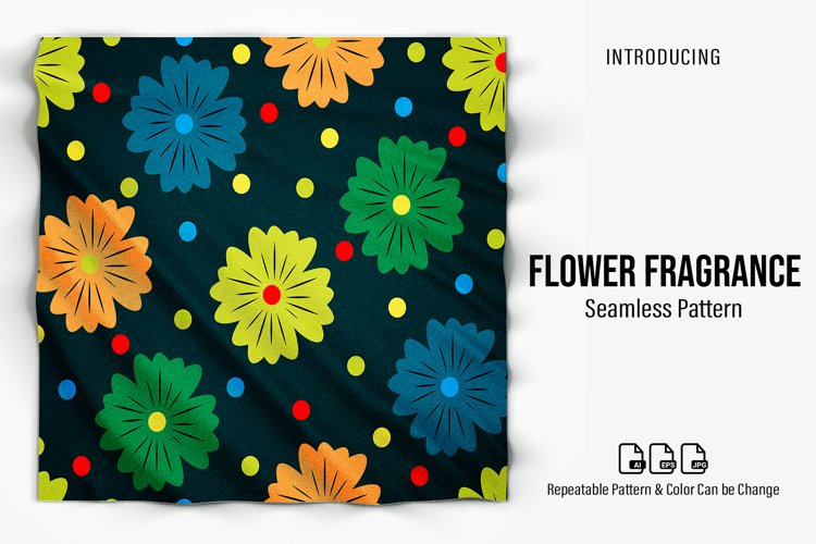 Flower Fragrance Patterns example image 1