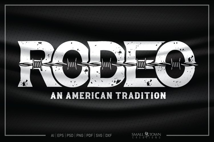 Rodeo, Bull Rider, Barrel Racing, Team Roping, Rodeo SVG