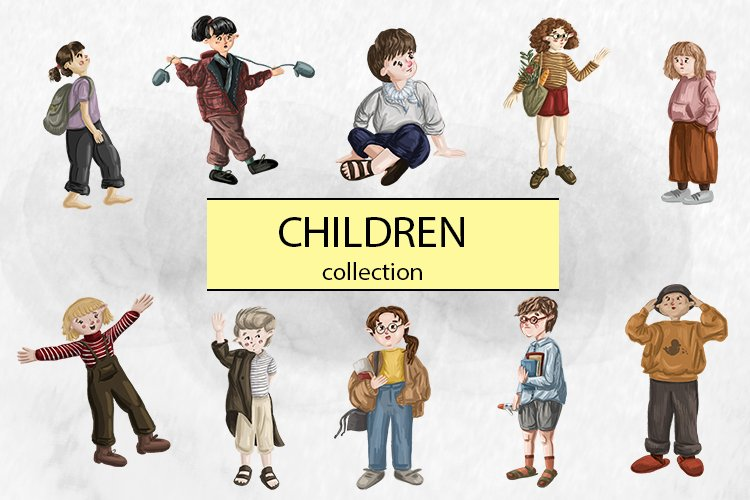 Collection Children example image 1
