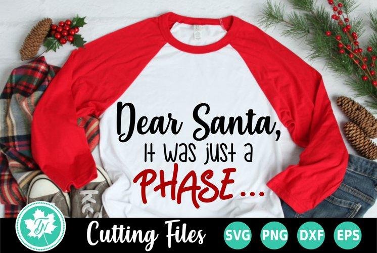Christmas SVG   Santa SVG   Christmas Shirt SVG example image 1