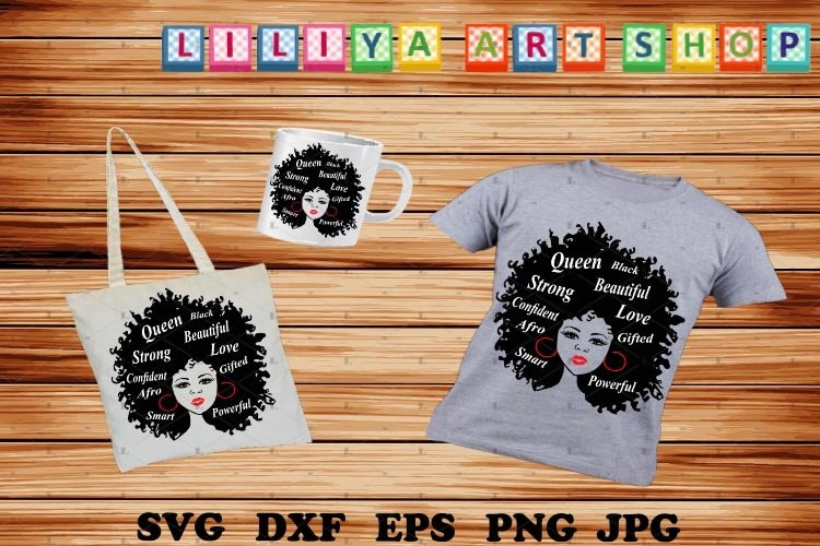 Black history month svg,Afro woman svg,Afro Roots svg example image 1