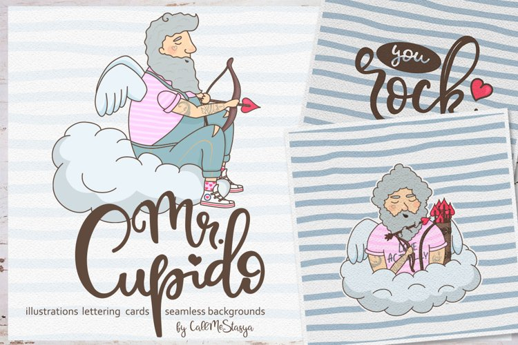 Hello Mr. Cupido