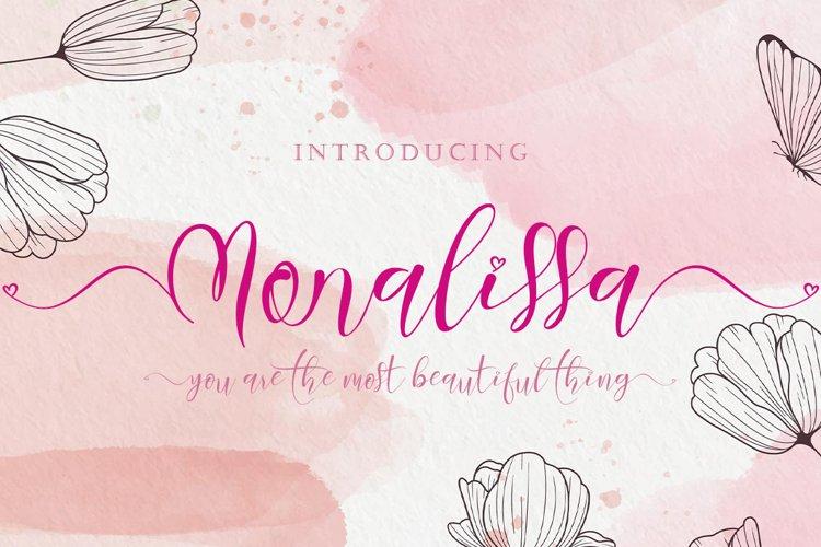 Monalissa example image 1