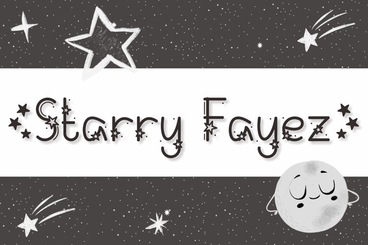 Starry Fayez example image 1
