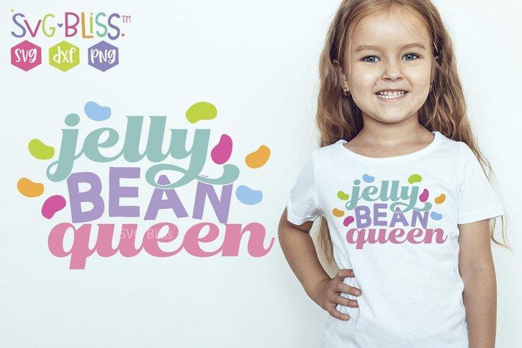 Easter SVG- Jelly Bean Queen