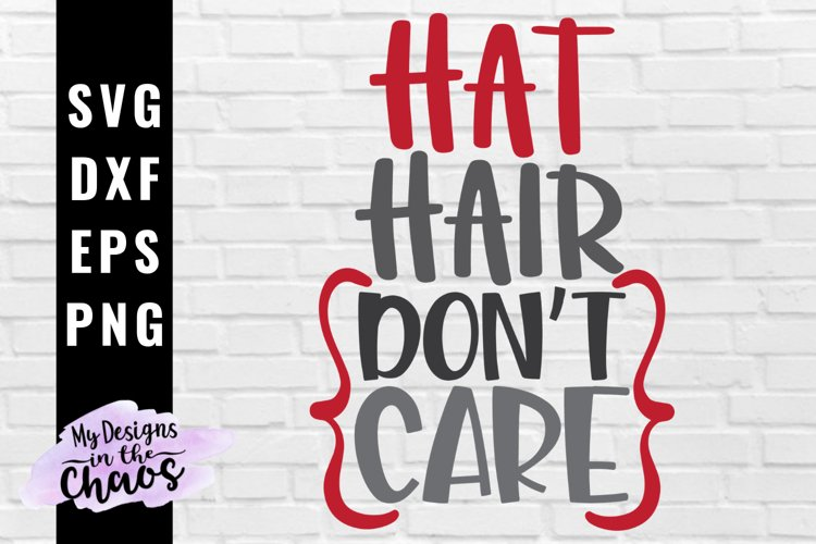Hat Hair SVG PNG EPS DXF | Boy SVG