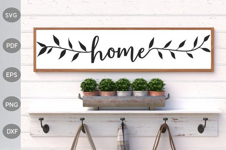Home SVG Design example image 1