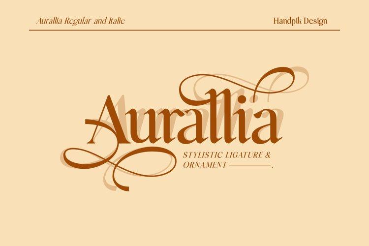 Aurallia