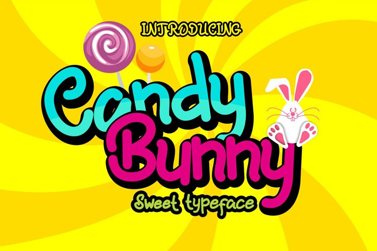 Candy Bunny example image 1