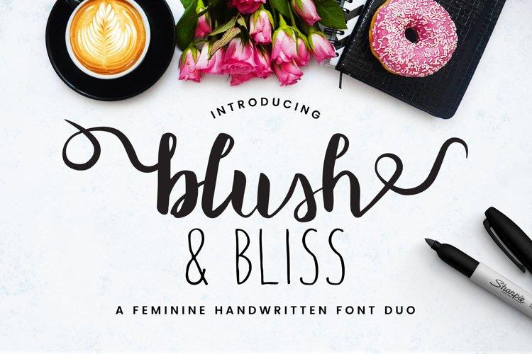 Blush & Bliss