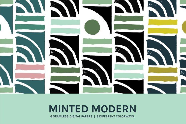 Minted Modern