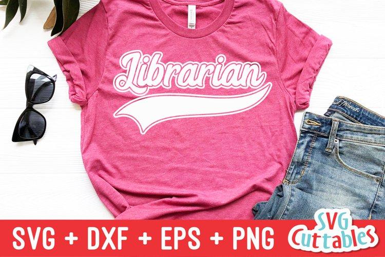 Librarian SVG   Shirt Design