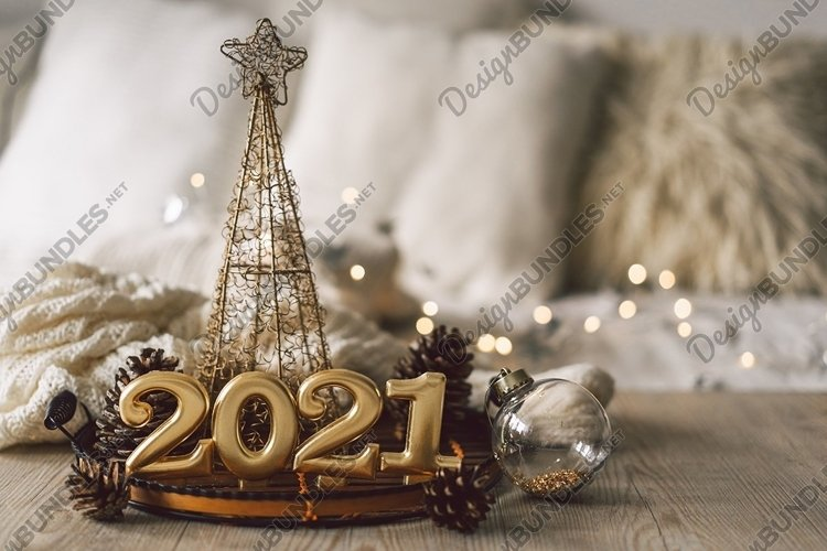 Happy New Years 2021 example image 1