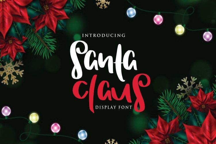 Santa claus happy example image 1