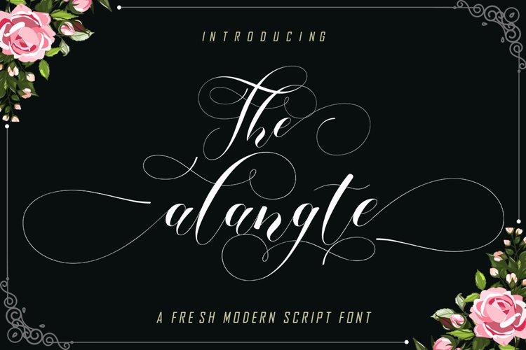 The alangte