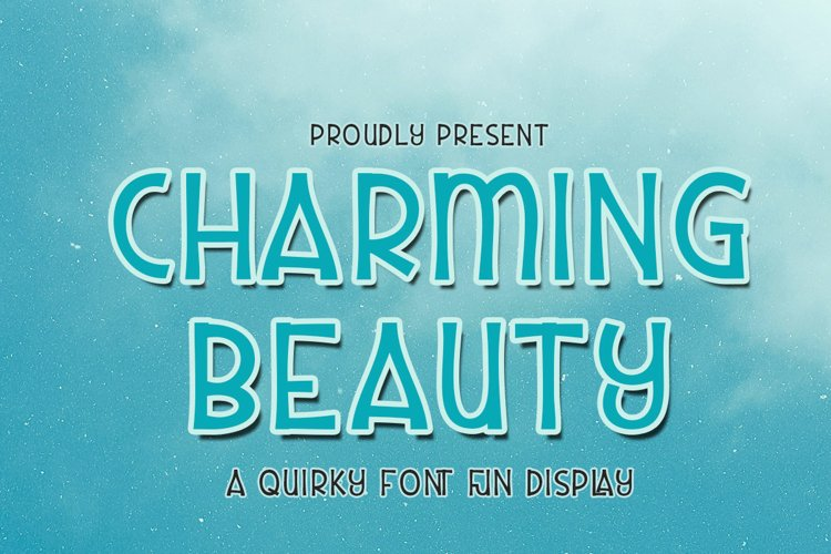 Charming Beauty example image 1