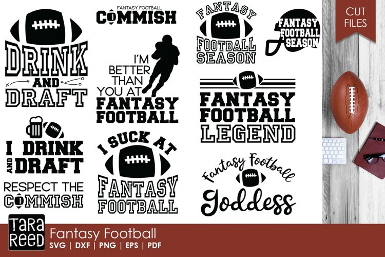Fantasy Football Bundle example image 1