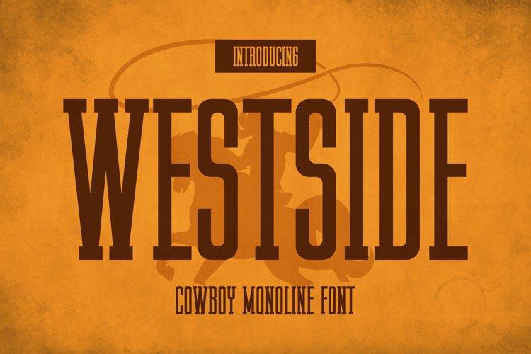 Westside Font
