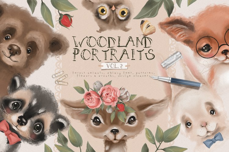 Woodland Portraits Vol.2