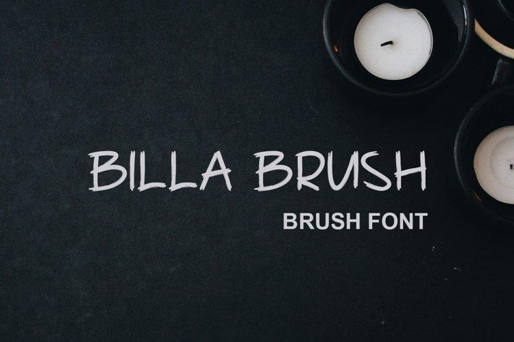 Billa Brush example image 1
