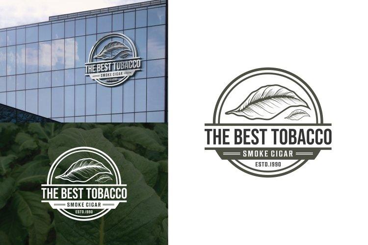 tobacco logo example image 1