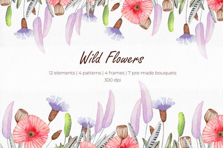 Wild Flowers example image 1