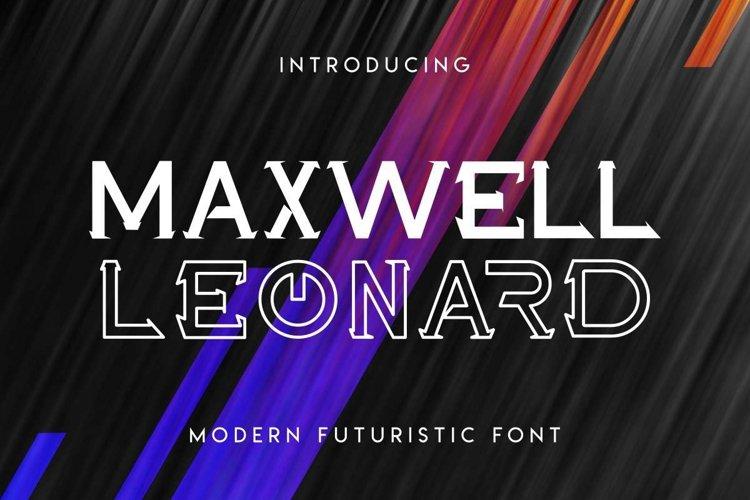Maxwell Leonard example image 1