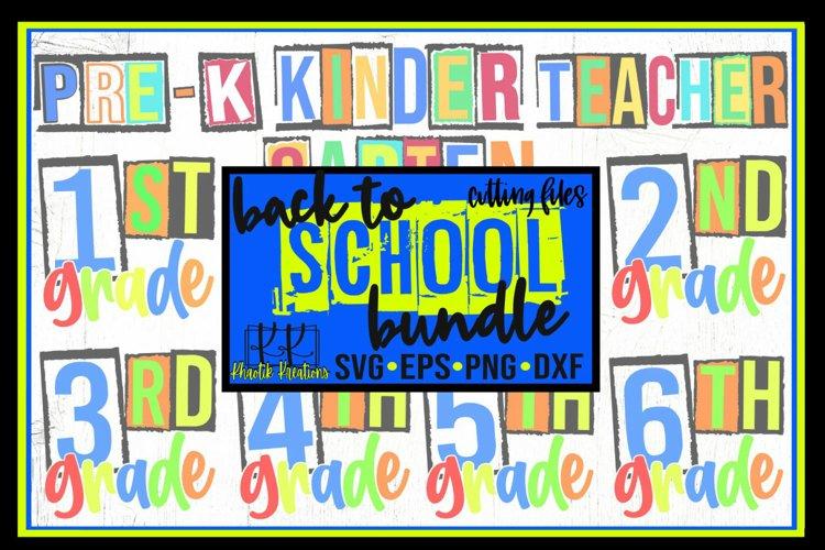 Back to School Bundle, Back to School Svg, Teacher, School