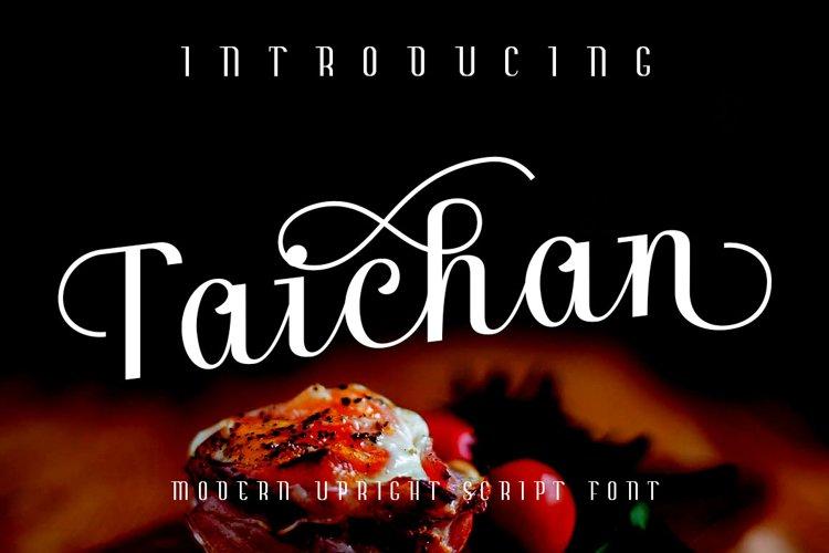 Taichan Script example