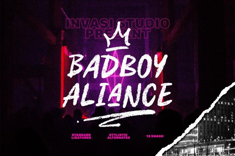 Badboy Aliance - Brush Caps example image 1