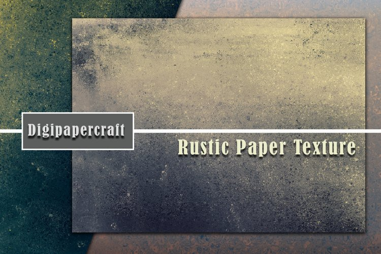 Rustic paper textures. Grunge surfaces example image 1