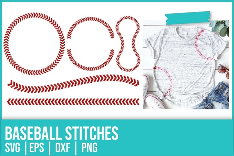 Baseball Stitch Bundle example image 1