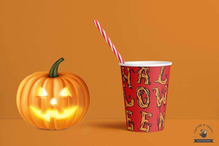 Halloween Alphabet - Free Design of The Week Design3