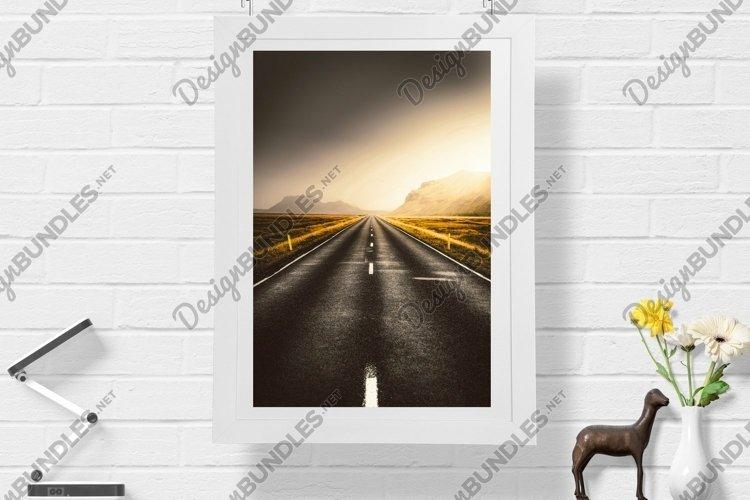 Road to Sunlight - Wall Art - Digital Print example image 1