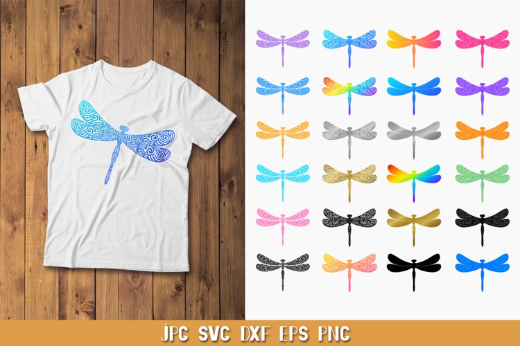 Dragonfly SVG,Insect,cut file,Sublimation t shirt,Clipart