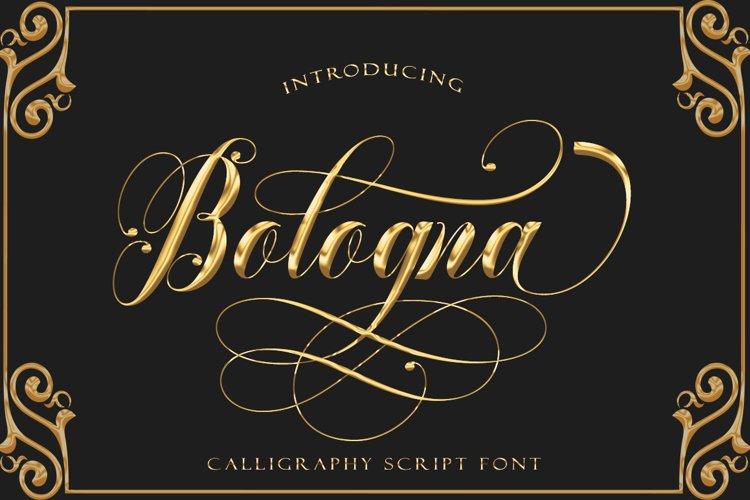 Bithany & Bologna example image 1