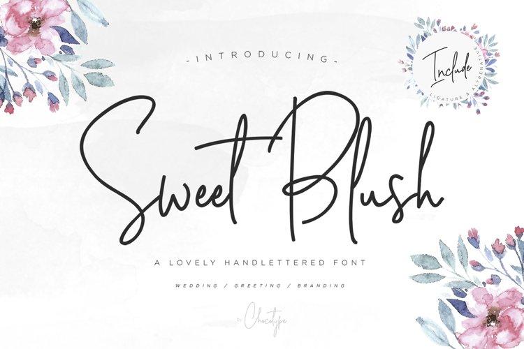Sweet Blush example image 1