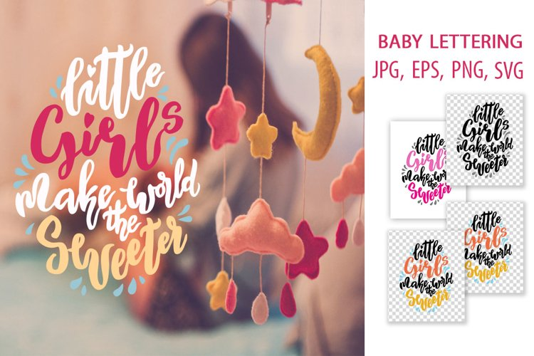 Baby Lettering 3