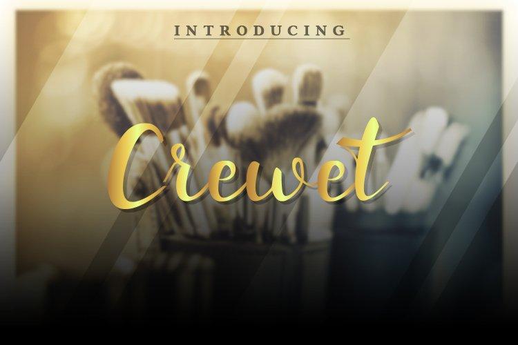 Crewet example image 1